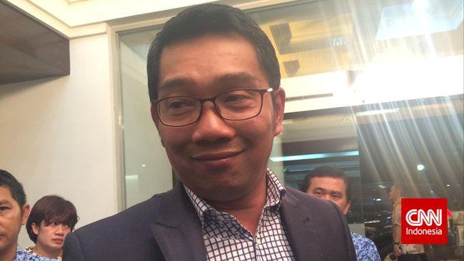 Ridwan Kamil berencana menjadikan Bandung sebagai kawasan pusat perusahaan teknologi ala Sillicon Valley.