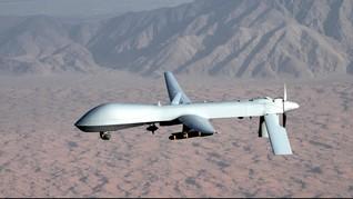 Saingi China, India Beli Drone Israel untuk Jaga Perbatasan