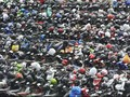 Motor di Jakarta Bertambah 12 Juta Setahun