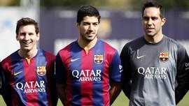 Penghargaan Barcelona pada Para Pelatih