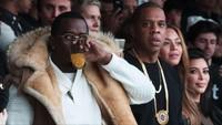 Menanti 'Nemesis' Jay Z dan Kanye West Bertatap Muka