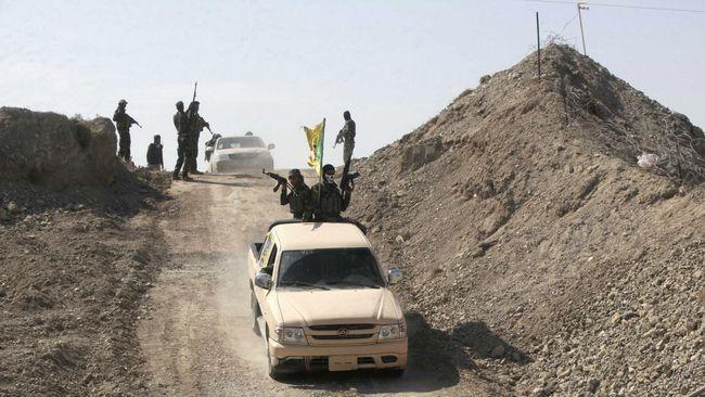 ISIS kembai melancarkan serangan di kota-kota yang dijaga ketat oleh pasukan tentara Irak dan milisi Syiah.