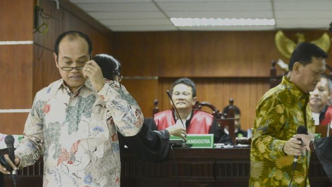 Putusan PK MA yang dimohonkan oleh terpidana Djoko Susilo mencakup pengembalian sisa lelang hingga pemangkasan masa pencabutan hak politik.