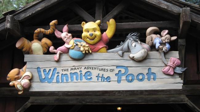 Rumah Pohon Winnie the Pooh disewakan Jadi Tempat Penginapan