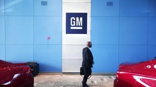 General Motors Incar Penjualan 5 Ribu Chevrolet di Indonesia