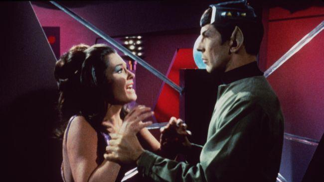 Carlo Ancelotti Di Film Star Trek