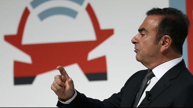 Saham Nissan Motor Co rontok enam persen pada perdagangan Selasa (20/11), sehari usai Carlos Ghosn, bos Nissan, ditangkap di Tokyo, Jepang.