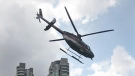 Tarif Taksi Helikopter di Bandara Soetta Mulai Rp8 Jutaan