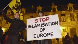Mayoritas Warga Eropa Dukung Larangan Imigrasi Negara Muslim