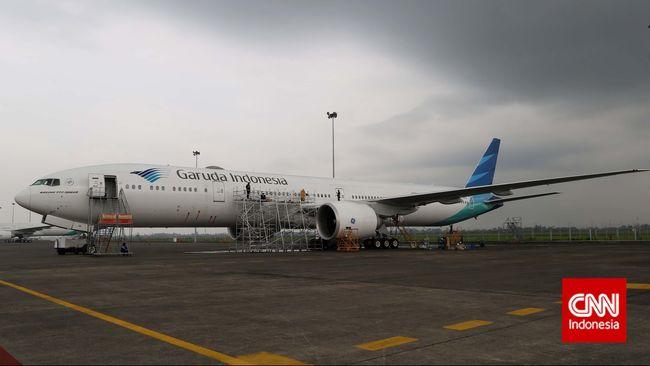 Berikut daftar lengkap jajaran direksi dan komisaris baru Garuda Indonesia.