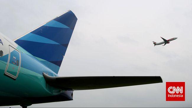 Pertama dalam sejarah, Lion Air mengalami penyusutan jumlah penumpang sebesar 20 persen.