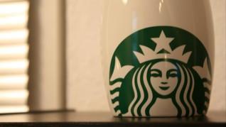 Starbucks Rugi Rp9,9 T karena Corona