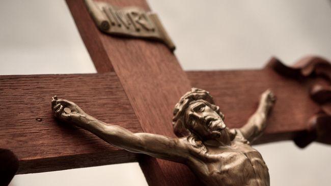 Ilustrasi Salib Yesus