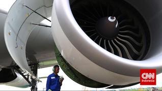 Mengenal Kerusakan Mesin Boeing 777, Kini Dilarang Mengudara