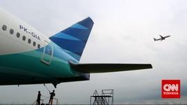 IAPI Harap Laporan Keuangan Garuda 'Dibetulkan'