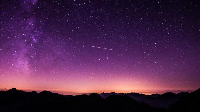 Sejumlah fenomena astronomi yang berlangsung pada Agustus 2020 disebut bisa disaksikan di langit Indonesia tanpa alat bantu.