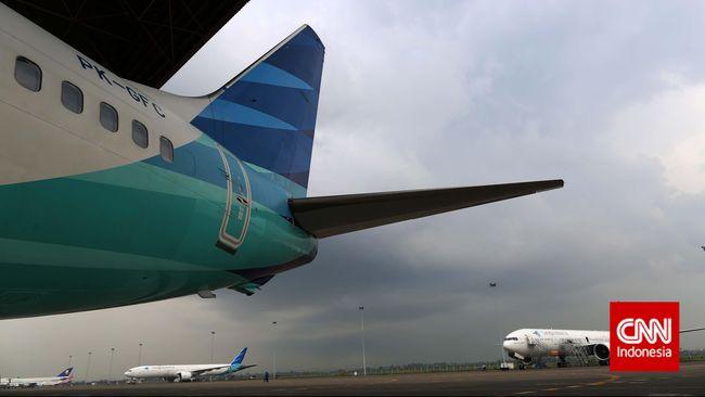 Tarif Batas Atas Turun Garuda Tutup Rute Jakarta London