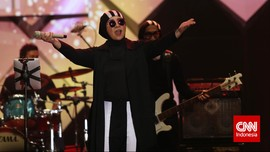 Melly Goeslaw-Vidi Aldiano Gelar Tribute Ashraf Sinclair