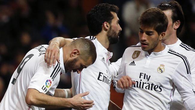 Laga derby Madrid dipastikan akan menampilkan pertandingan yang menarik lantaran Atletico Madrid dan El Real akan menurunkan pemain-pemain terbaiknya.