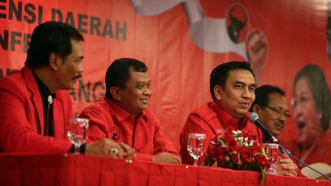 Politikus PDIP Effendi Simbolon menyebut KSAD Jenderal Andika Perkasa cocok menjadi Panglima TNI baru jika melihat kebutuhan pertahanan saat ini.