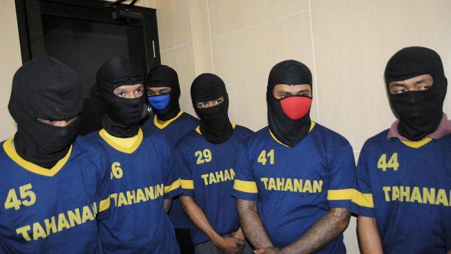 Polisi menyatakan pelaku begal tak tahu bahwa korban yang mereka sasar di kawasan Istana beberapa waktu lalu adalah anggota Marinir.