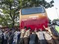 Ahok: Bus Umum Segera Masuk ke Jalur TransJakarta