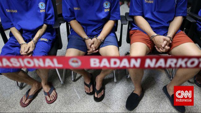 Kepala Badan Narkotika Nasional Anang Iskandar mengimbau perempuan berhati-hati saat menjalin komunikasi dengan warga negara asing.