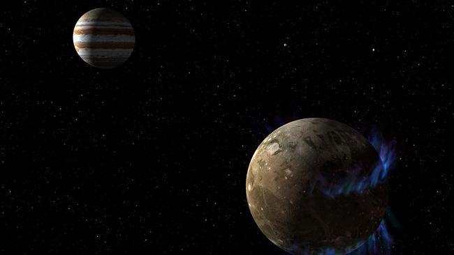 Peneliti menemukan kandungan garam Natrium Klorida (NaC1) di bulan Eropa milik planet Jupiter serupa dengan yang ditemui di Bumi.