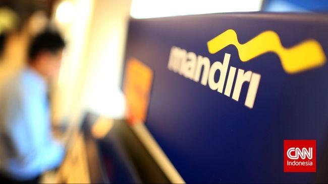 Bank Mandiri khawatir Virus Corona ganggu industri sehingga memicu kredit macet.