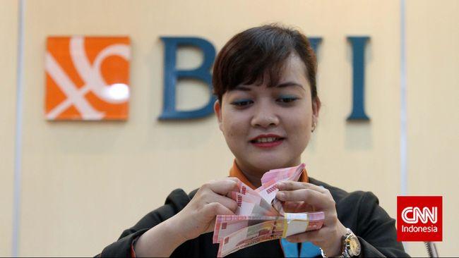 Raihan laba bank-bank BUMN pada tahun lalu tersebut naik 22,81 persen dibandingkan raihan pada 2016 lalu mencapai Rp53,52 triliun.