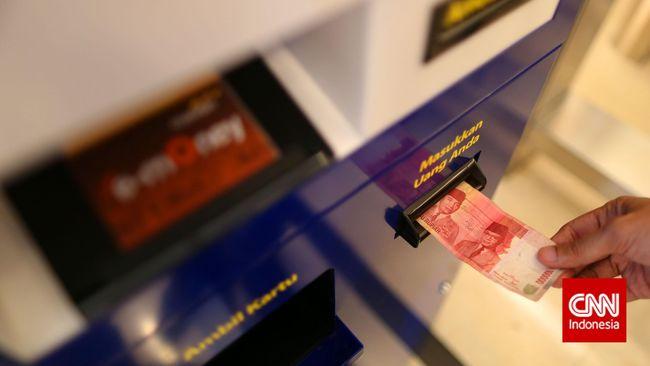BMRI Bank Mandiri: Biaya Top Up Perlu untuk Perluas Jaringan