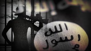 Terduga Teroris Tasikmalaya Disebut Baiat ke ISIS pada 2019