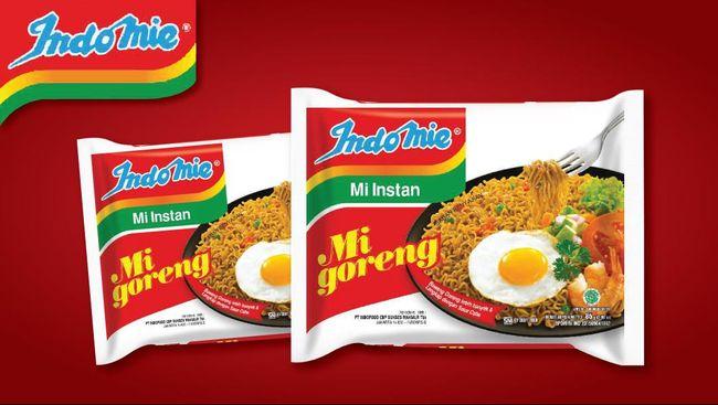Produk mi instan asal Indonesia, Indomie masuk daftar 10 Mi Instan Terbaik versi koki dunia. Simak daftar lengkapnya.