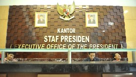 Istana Respons Ancaman terkait Diskusi Pemberhentian Presiden