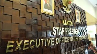 Istana soal Menteri Tak Bermasker: Tak Perlu Dibesar-besarkan
