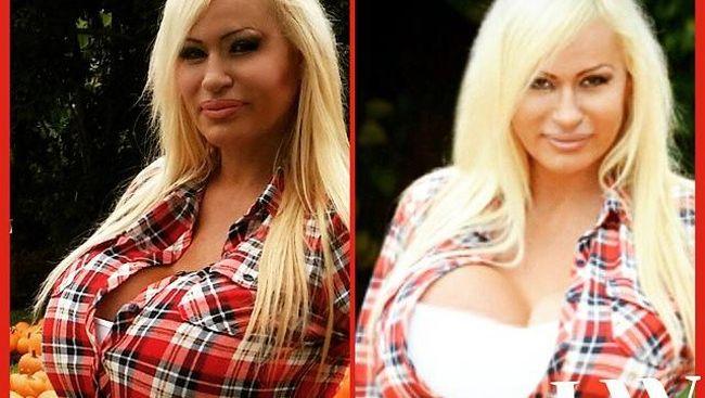 Total sudah 36 kali Lacey Wildd mengutak-atik bentuk tubuhnya melalui operasi plastik. Kini, ia pun berencana memperbesar ukuran payudaranya menjadi ukuran QQQ.