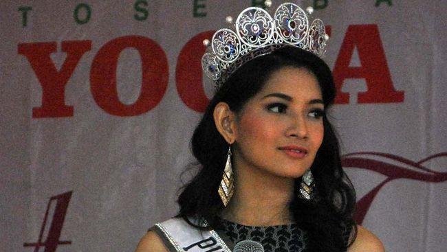 Putri Indonesia 2015 Anindya Kusuma Putri menolak ajakan Ahok untuk terjun ke politik karena dirinya tak tertarik.