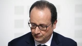 Presiden Perancis Habiskan Rp145 Juta demi Rambut