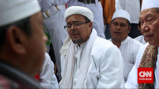Penasihat hukum Rizieq, Sugito Prawiro mengatakan sebagian warga Arab Saudi menilai Rizieq merupakan korban politik sehingga bersimpati kepadanya.