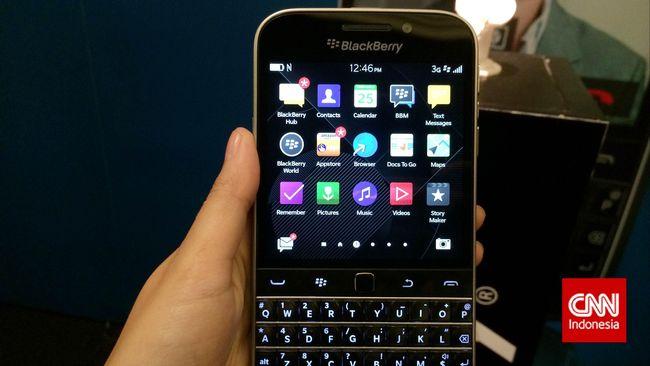 BlackBerry menjamin semua transaksi yang dilakukan pengguna melalui BlackBerry Money.