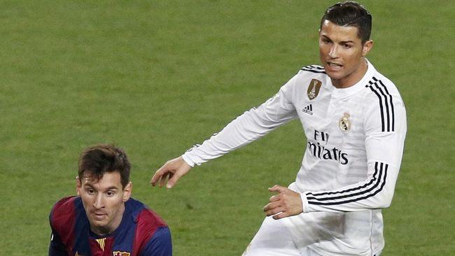 La Liga Spanyol tersisa tinggal tujuh pekan lagi, dan Ronaldo masih terus mencetak gol, juga tertantang untuk mematahkan rekor yang dipegang Lionel Messi.
