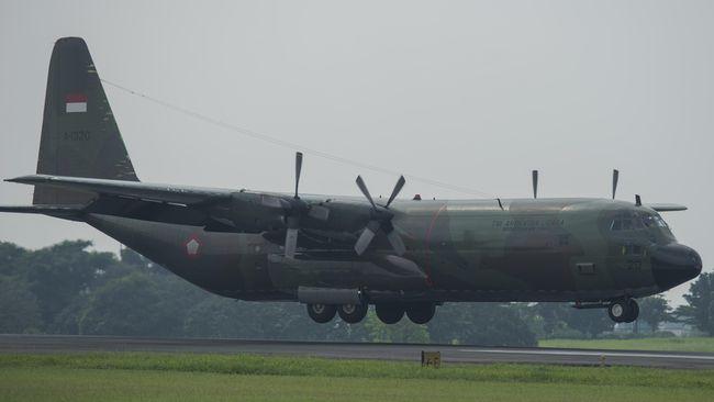 Tim penjemput alat kesehatan untuk penanganan virus corona sudah diterbangkan Sabtu pagi menuju China. Mereka terbang dengan Hercules C-130.