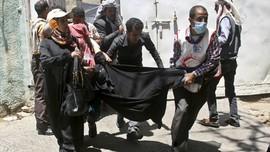 Kurun Waktu 24 Jam, 149 Orang Tewas dalam Bentrokan di Yaman