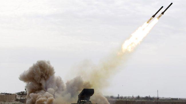 Arab Saudi dan koalisinya mengklaim telah mencegat dua rudal yang diduga ditembakkan pemberontak Houthi, Yaman, untuk menargetkan kota suci, Makkah.