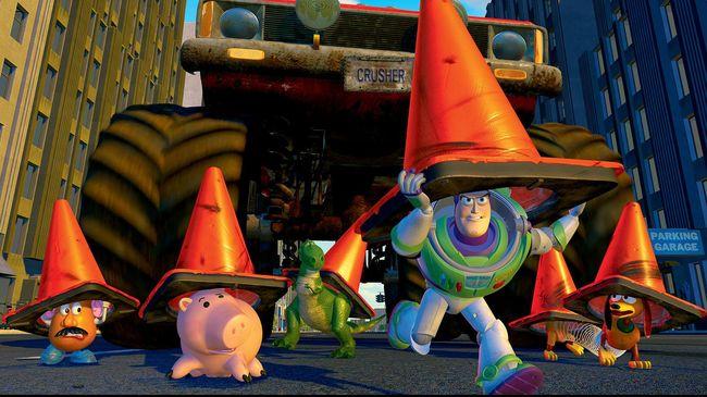 'Toy Story 4' kini mendapatkan penulis naskah yang baru setelah sempat ditinggal salah satu penulisnya.