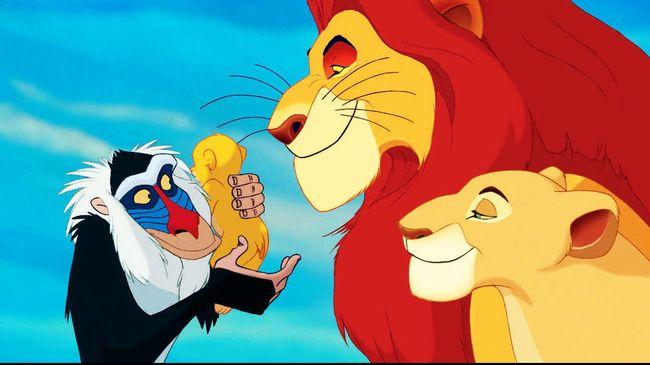Sutradara 'The Lion King' yang sedang digarap versi live-action-nya membagikan foto yang menampakkan sejumlah aktor pengisi suara tengah berada di dalam studio.