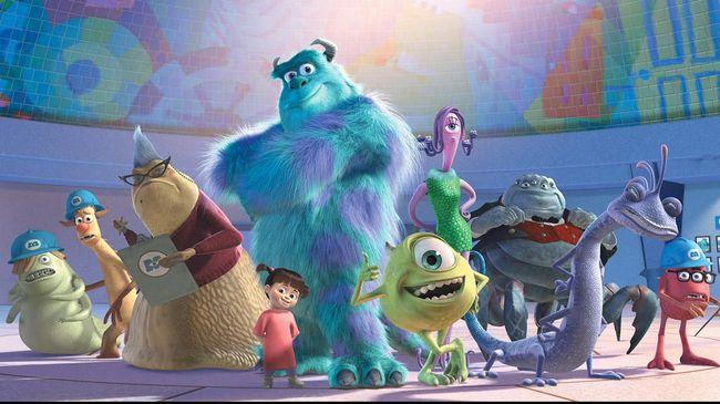 Disney disebut menyiapkan serial yang diangkat dari kisah film 'Monsters. Inc.' berjudul 'Monsters at Work' di platform streaming Disney+.