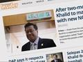 Tiga Staf Malaysian Insider Dibebaskan, Dua Masih Ditahan