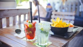 Mengintip Restoran 'Physical Distancing' di Swedia