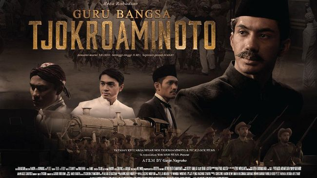 Hari Film Nasional, JK 'Nobar' Film Reza Rahadian